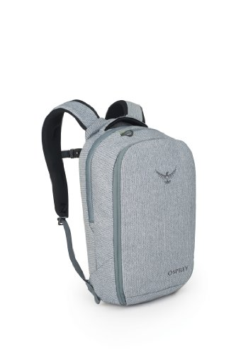 Osprey Packs Cyber Port Daypack Grey Herringbone