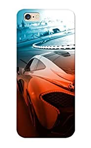 Fireingrass C2378921140 Protective Case For Iphone 6 Plus(mclaren P1 - Forza Motorsport 5 ) - Nice Gift For Lovers