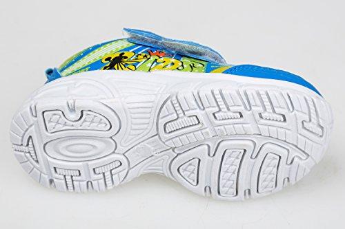 Unbekannt - Zapatillas de Material Sintético para niño Azul - azul
