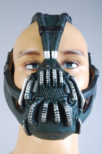 Batman Bane Mask Replica for Batman the Dark Knight Rises prop-UPDATED version by skycostume (Image #3)