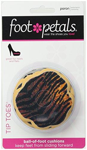 Foot Petals Womens Tip Toes