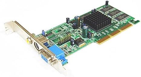 ATI Radeon 7000 64MB DDR AGP VGA Video Card 1024-9112-06-SA