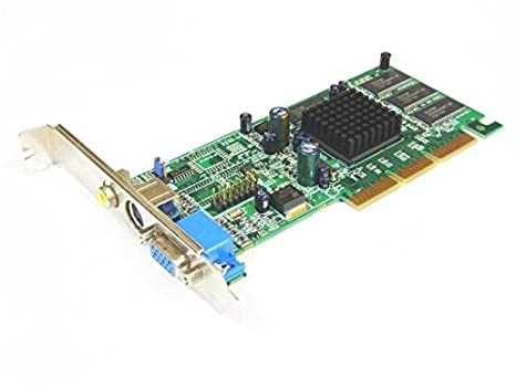 Amazon.com: ATI Radeon 7000 64 MB, DDR, AGP VGA Video CARD ...