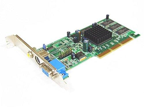 (ATI Radeon 7000 64MB DDR AGP VGA Video Card- 1024-9112-06-SA)