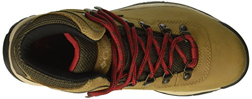 Wide Hiking Red Velvet Columbia Ridge Women's Newton Shoe Plus Delta ZgqqIw4O