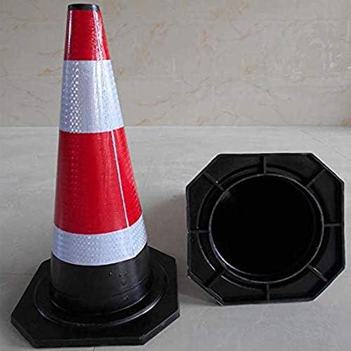 Size : 2pcs traffic cones warning cones ALF Safety Cones Large weight safety cones safety cones H-90CM traffic cones