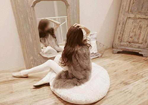 Sintetica Tempo Vita Moda Gilet Autunno Giorno Di Pelliccia Donna Outerwear Brown Fashion Primaverile Parigine Nero Stile Giacca Smanicato Libero Alta Elegante Giovane Ppg86x