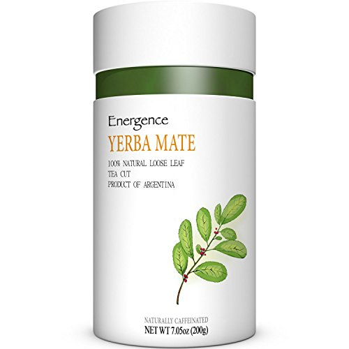 ENERGENCE MATE Argentina RainForest Grown Packaging