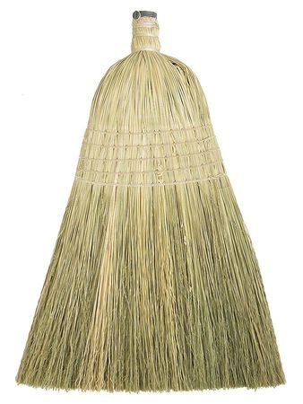 Tough Guy 6PVX9 Warehouse Broom Head, Natural, 14 1/4 In.