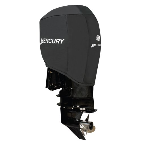 ATTWOOD MARINE Attwood Custom Mercury Engine Cover - Verado 4-Cylinder/135,150,175,200HP / 105648 / (Boat Engine 150 Hp)
