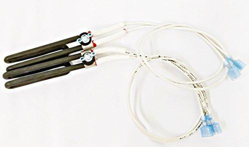 Replacement 2 PACK Quadra Fire Multi Fuel 380w Loop Igniter Element SRV7000-462!!