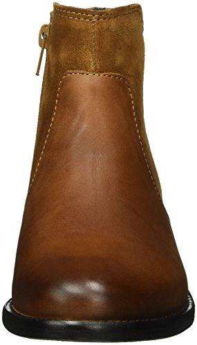 Apple of Eden Dougie 1 - Botas cortas para mujer Marrón (Cognac)