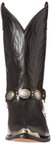 Laredo Western Boot Men's Tallahassee Black qF4g0nrFwx