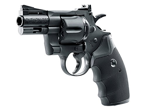 "Colt Python 2.5"" .357 CO2 Pellet/BB Revolver air pistol"