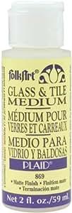 FolkArt Glass & Tile Medium 2oz