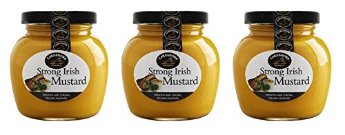 (Lakeshore Strong Irish Mustard 7.7 oz. jar (Pack of 3) )