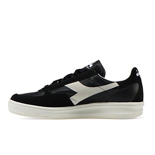 Patrimoine Diadora - Chaussures De Sport B.elite Sl Pour Lhomme Et La Femme 80013 - Noir
