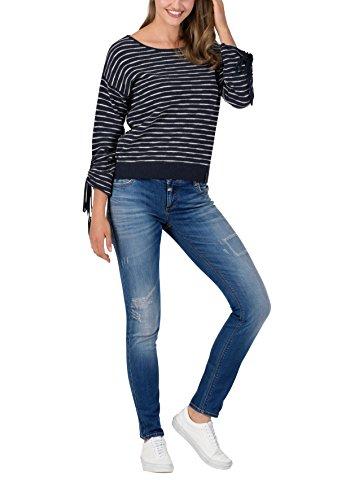 Clearwater Timezone Blau Wash 3230 vintage Donna Slim Silvatz Jeans wSpx1qSYU7