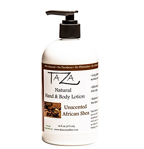 Premium Taza Natural Unscented Moisture