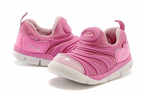 Dinamo free TD Baby Girl scarpe 343938–561scarpe da bambino Kids sneakers, Ragazzi, Pink, UK7.5=EUR25=15CM