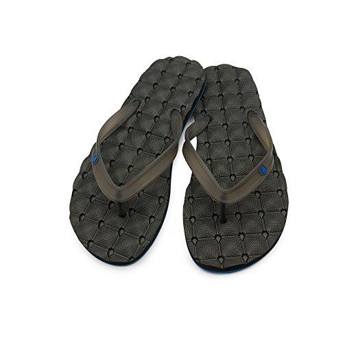 Volcom Mens Recliner Flip Flop Sandal Sandal