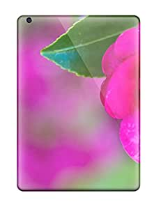 Special ZippyDoritEduard Skin Case Cover For Ipad Air, Popular Pretty Pink Rose In Bloom Phone Case