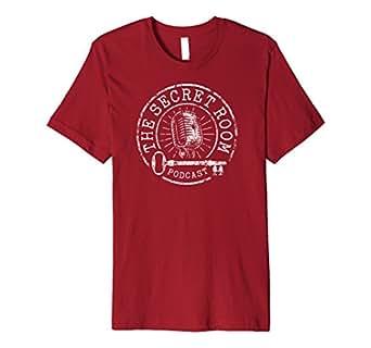 Mens The Secret Room T-Shirt 2XL Cranberry