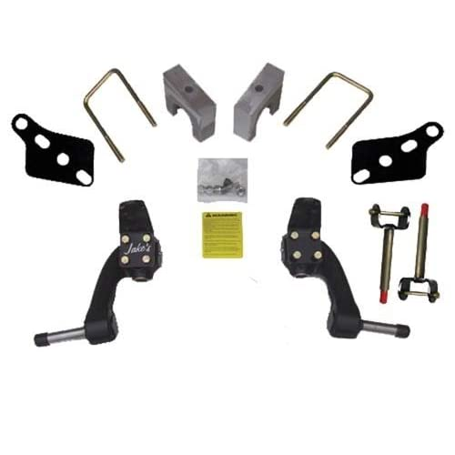 Image of 6' Spindle Lift Kit for 2004-Up Club Car Precedent Golf Cart Golf
