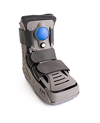 The Orthopedic Guys CAM Air Walker, Lightweight Short Boot for Foot & Ankle Fracture, Leg Fracture Boot (Medium)
