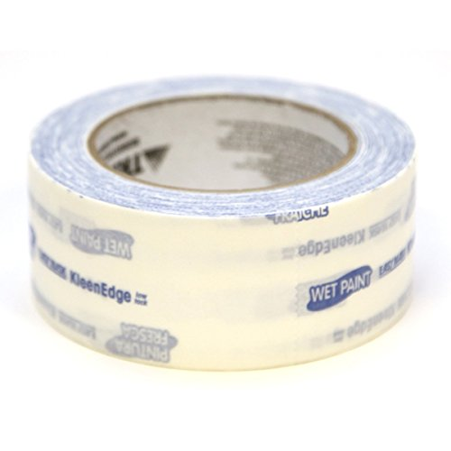 - Trimaco 591460 KleenEdge Low Tack Painting Tape, 2-inch x 60-yard (Renewed)