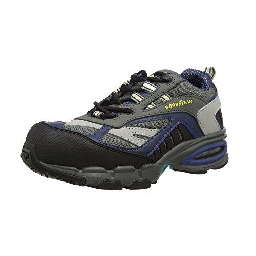 Gris Seguridad De Gyshu3864 Zapatos Adultos Goodyear Unisex 0qSYTUW