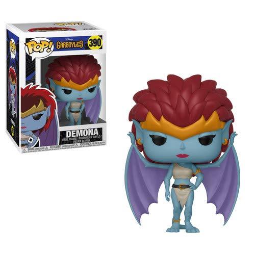 Funko Pop! Disney: Gargoyles - Demona Collectible Figure, Multicolor