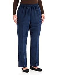 Plus Size Polyester Pants