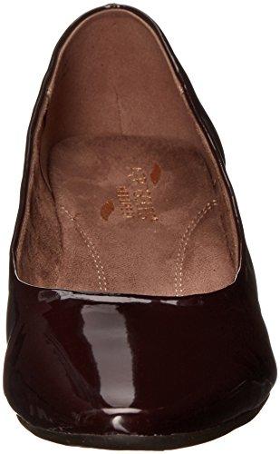 Women's Patent Pump Stardom Aerosoles Wine Dress R7q40