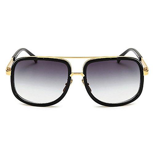 Vintage SHEEN gafas y de KELLY Mujer metal Gris sol para Hombre Baratas Marco de g5x4rq5