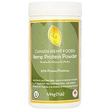 Canada Hemp Foods Natural Protein Powder 454g