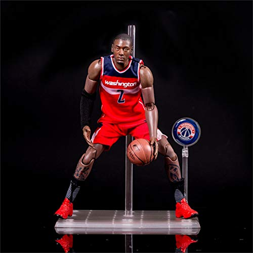 Keefe 1/9 Scale NBA Famous Star John Wall Action Figures