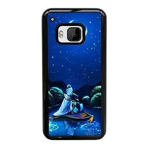 HTC One M9 Cell Phone Case Black Aladdin ST1YL6701258