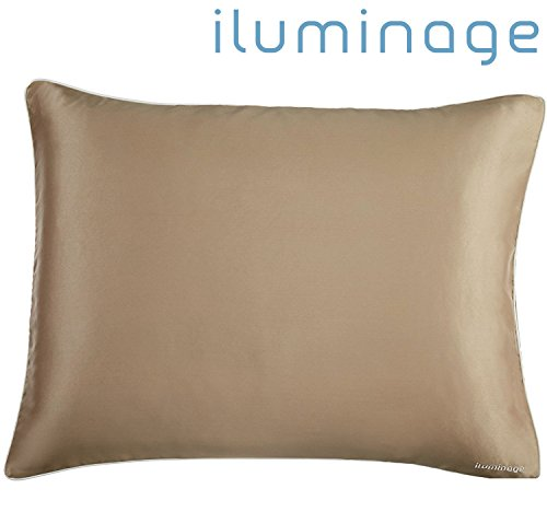 iluminage Skin Rejuvenating Pillowcase with Anti-Aging Copper Ions (Standard)