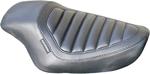 West-Eagle Motorcycle Products H0368 Solo Gunfighter Seat - Deluxe ()