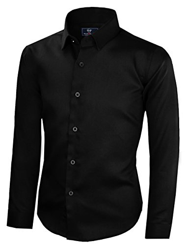 dress shirts with black suits - 9