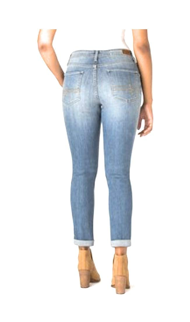 7c4b1a8c Amazon.com: Denizen By Levi's Modern Slim Cuffed Jeans - Illusion 8:  Clothing