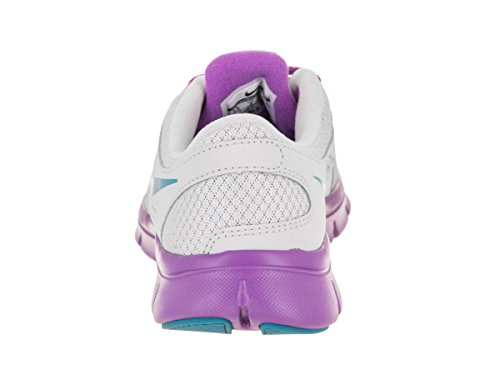 Nike WMNS NIKE FLEX EXPERIENCE RN Grau Lila Damen Laufschuhe Running Neu