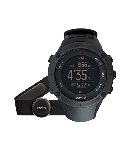 Suunto - SUUNTO - Montres GPS - AMBIT3 PEAK Noir