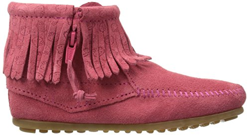 Boot Rose Hello Minnetonka S Children Kitty® Fringe qxwvpRH1X