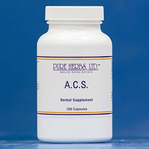 A.C.S. (All Cells Salts) – Capsules (Natural Herbal Extracts)
