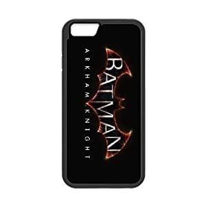 games Batman Arkham Knight Game Logo iPhone 6 6s Plus 5.5 Inch Cell Phone Case Black Gift xxy_9926618