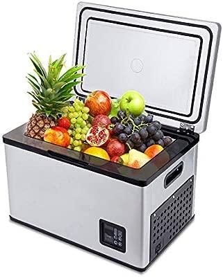 FHKL Mini Refrigerador con Congelador Refrigeración hasta -20 ° C ...