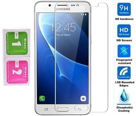 MUNDDY Protector de Pantalla para Samsung Galaxy J5 2016,J510 ...