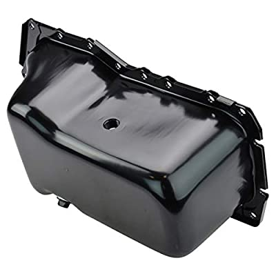 Stamped Steel Engine Oil Pan 12563240 for Buick Chevy Olds Pontiac 3.8L: Automotive